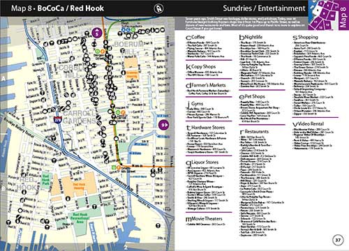 Not For Tourists Guides Free as PDFs – Nyc Tourist Map Pdf